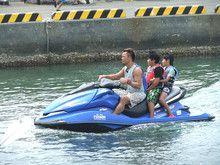 水上バイク、ヨット、バナナボート