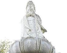 白木観音 原野谷稲荷 山門観音 の画像です。