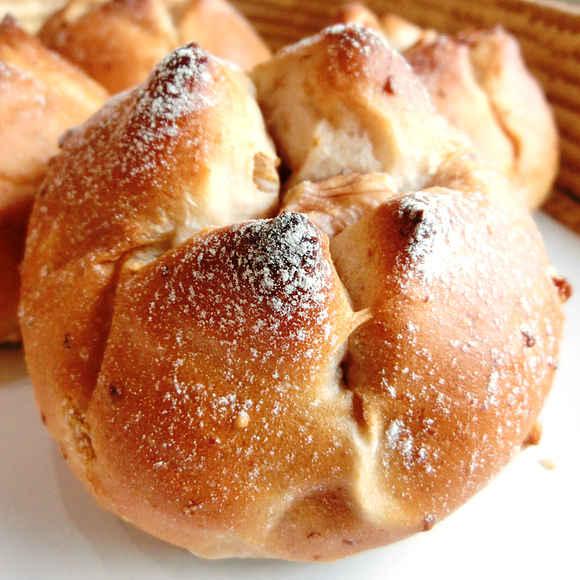 ピジョンポスト-くるみパン2