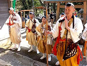 太江寺の観音火祭り
