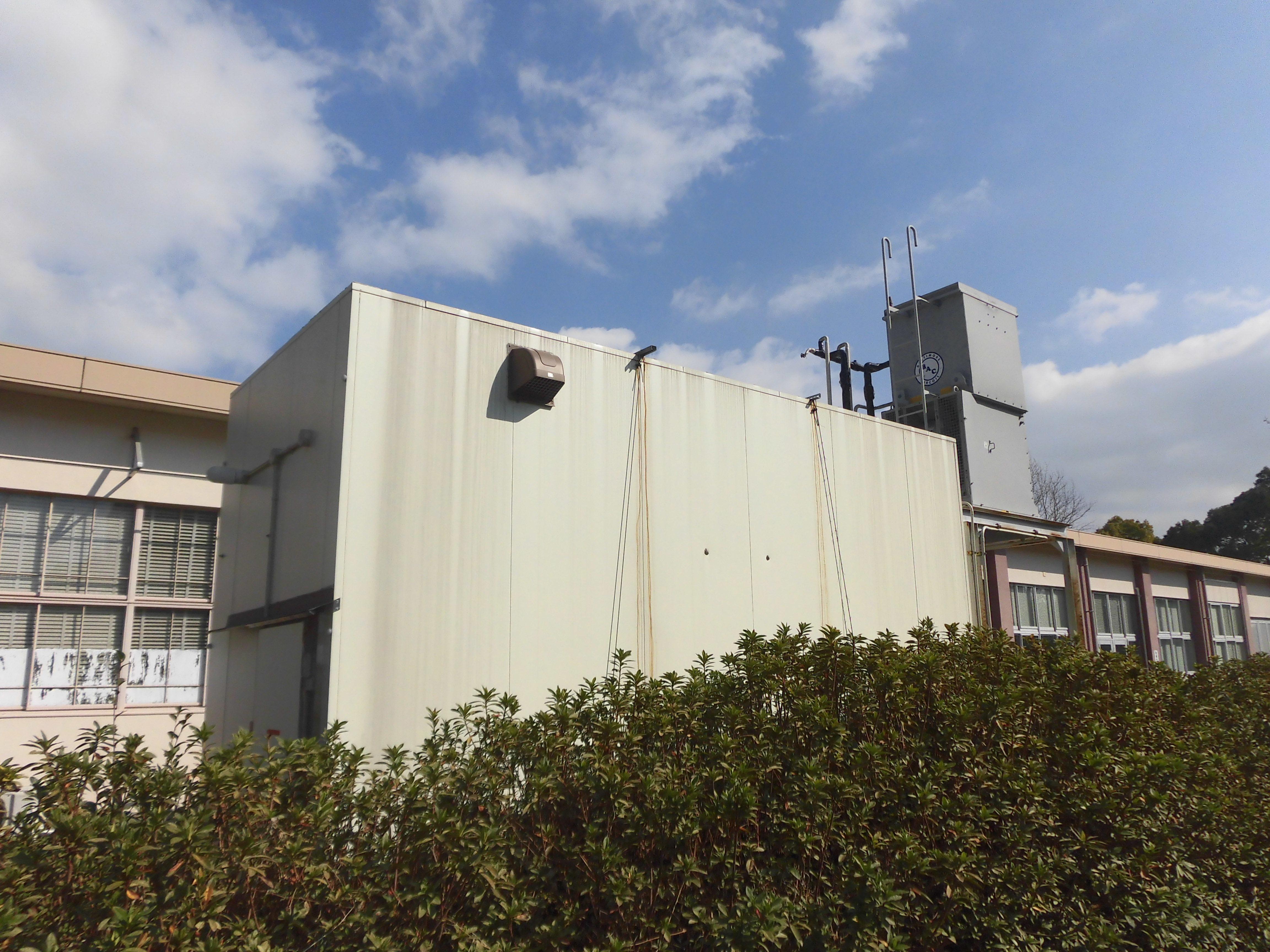 データーセンター空調システム