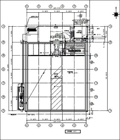 冷凍機配置図