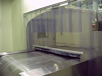 連続式トンネルフリーザー