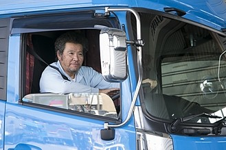 トラックドライバー募集1