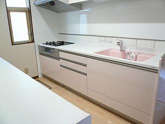 キッチン1after