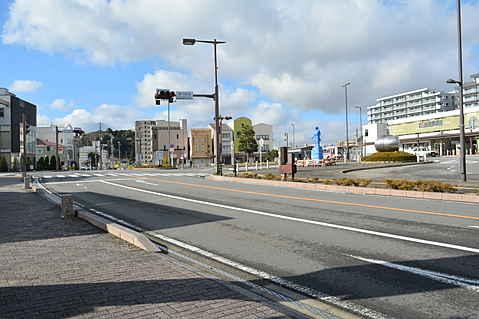 菊川駅前交差点